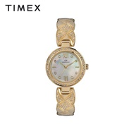 mk watch pawnable watch for mens analog watch Timex Viewpoint Gold Alloy Watch For Women TCC3D80400