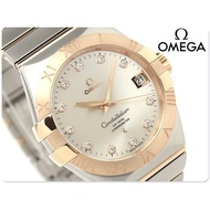 OMEGA 歐米茄 手錶 CONSTELLATION 星座 38mm 機械錶 18k紅金