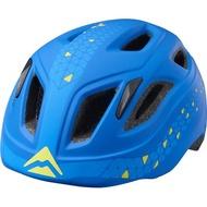 【順穎自行車】《MERIDA》美利達兒童安全帽-KB18 藍/黃