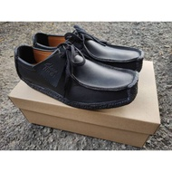 [SPECIAL OFFER] CLARKS NATALIE  BLACK CLARKS LUGGER (FREE GIFTS)