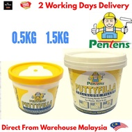 0.5KG / 1.5KG PENTENS Putty Filler Cellulose Wall Filler