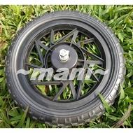 ♡曼尼2♡ 小朋友 滑步車 12吋 車輪 發泡輪 實心輪 車輪 輪胎 輪子