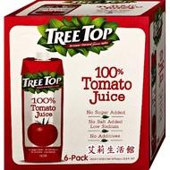 【艾莉生活館】COSTCO TreeTop 樹頂 100%純番茄汁/蕃茄汁(1000ml*6瓶) 《㊣附發票》