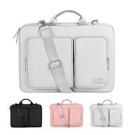 13.3 15.6นิ้วกระเป๋าเดินทางกันกระแทกกระเป๋าถือกระเป๋าแล็ปท็อปกระเป๋าสะพายบ่ากระเป๋าโน้ตบุ๊ค