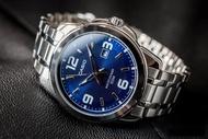 Nalika-online shop CASIO STANDARD นาฬิกาผู้ชาย สายสแตนเลส รุ่น MTP-1314D-2AV-ของแท้ 100% รับประกันสินค้า 1 ปีเต็ม (ส่งฟรี เก็บเงินปลายทาง)