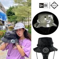 NEW ERA 漁夫帽 探險帽 雲霧迷彩 反光效果 側邊小口袋 反光迷彩 漁夫帽 探險帽【TCC】