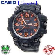 【Howar】【Original】Casio G-Shock GWG-1000 MUDMASTER Wrist Watch Men Sport Watches