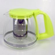 สินค้าแม่และเด็ก  Tea Pot กาชงชา 750 ml สีเขียว เครื่องชงกาแฟ ถ้วยทวง เครื่องปั่นฟองนม เครื่องบดกาแฟ ขวดทำวิปครีม ช้อนตวง