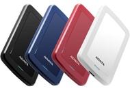 【ADATA 威剛】HV300 4TB 2.5吋 行動硬碟