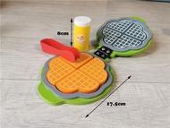 ของเล่นไม้สำหรับทำในครัวสำหรับเด็ก,เครื่องทำกาแฟเครื่องทำไอศครีมเครื่องผสมอาหารเครื่องคั้นน้ำผลไม้สำหรับเด็กของเล่นจำลอง