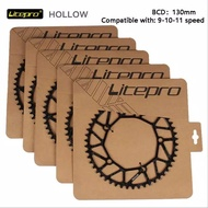 Original Chainring Litepro 54t-56t-58t