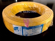 MEGA KABEL 2.5MM PVC CABLE MEGA 2.5MM PVC INSULATED CABLE PURE COPPER (SIRIM)