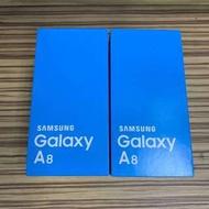 Samsung Galaxy A8 金色 福利機 盒裝配件齊全