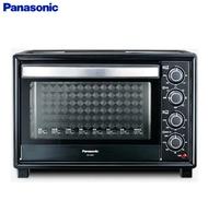 Panasonic 國際 NB-H3801 電烤箱 38L  雙層防燙隔熱門 搭載琺瑯深烤盤