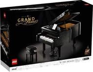 樂高 LEGO 積木 IDEAS系列 GRAND PIANO 大鋼琴 21323 代理