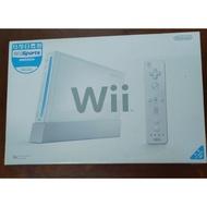 免運 Wii 附電池 二手全套 改機 主機 手柄 遊戲光碟 sport