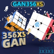 GAN 356 XS 3x3x3 Magnetic Speed Rubik's Cube Stickerless Gan356XS Puzzle Toys
