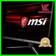 """ด่วน ของมีจำนวนจำกัด MSI Optix G241VC 23.6"""" 75HZ. CURVE GAMING MONITOR บริการเก็บเงินปลายทาง"""