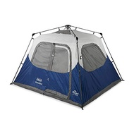 Coleman 6-Person Instant Tent Blue[ready stock]