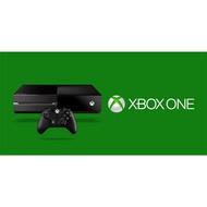 「降價求售!」二手 Xbox one 主機500G+2*搖桿🎮+遊戲片*1(碧血狂殺2)