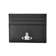 維維恩維斯特伍德Vivienne Westwood 51110027 40242 N403 BLACK卡片匣ALEX FLAT CARD HOLDER CUORE