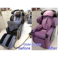 OSIM/OTO/Ogawa Massage Chair Cover