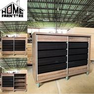 PP HOME Shoe rack cabinet modern/Shoe rack wood/Shoe organizer outdoor/Shoe storage murah/ Kabinet kasut /Almari kasut bertutup/Rak kasut kayu murah/ tempat letak kasut鞋柜/鞋架/鞋橱