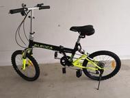 """Aleoca 20"""" Hi-Ten Steel Folding Bike Mondo"""