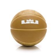 NIKE 耐吉 LEBRON SKILLS 3號籃球 咖啡 N000314497203