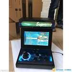 (3D金屬wifi版)月光寶盒12S 新版8000遊戲 Galloping Ghost x supreme 10.1 吋 月光...