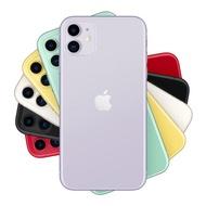 APPLE iPhone 11 128GB 6.1吋蘋果智慧型手機黑