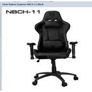 Best Quality NUBWO *ฟรีส่ง*CH-011 เก้าอี้เกมมิ่ง Gaming Chair - (สีดำล้วน) /ขาวดำ
