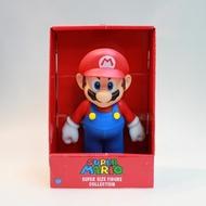 卡通日本瑪莉歐模型公仔 超級瑪麗 創意Bros. 簡約Mario 收藏玩偶 超級瑪利歐兄弟 路易 搪膠手辦 馬里歐