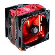 Cooler Master 酷碼 12cm 散熱器 雙風扇 LED散熱  Intel AMD適用 紅