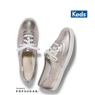 WOMEN'S KEDS X KATE SPADE NEW YORK CHAMPION LEATHER (4 COLORS)