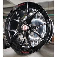 Benz W204 W205 C250 C300 C63 5/112 18吋 鍛造鋁圈 類klassen id M52R