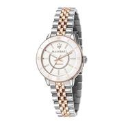 【MASERATI 瑪莎拉蒂】SUCCESSO 光動能腕錶 (R8853145504)