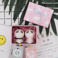 風鈴 晴天娃娃陶瓷風鈴掛飾日式創意女生生日禮物情侶臥室鈴鐺掛件客廳 第六空間