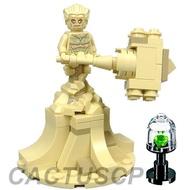 #玩樂高 LEGO 76114 沙人 附配件 全新未組 ( 76037參考)