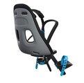 〝ZERO BIKE〞都樂 Thule Yepp Nexxt Mini Momentum- 灰色 前置型 兒童安全座椅 快拆兒童椅