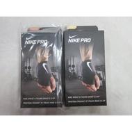 NIKE PRO 調節式護指腕帶 2.0 護腕 魔鬼氈調節式護指 連指護腕 AC2516-010 黑
