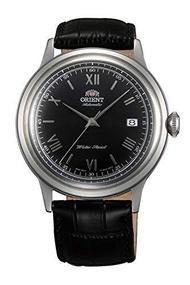 นาฬิกาโอเรียนท์ในประเทศผู้ผลิตรับประกัน Bambino Bambino SAC0000AB0