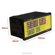 WatefunLCD顯示溫度濕度傳感器培養箱控制器