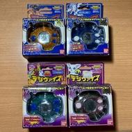 數碼寶貝 怪獸對打機 神聖計畫 1999 被選召的孩子 15週年 亞古獸 暴龍獸 加魯魯獸 迪路獸 絕版 懷舊玩具 D2