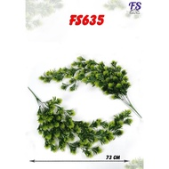 PEMBORONG/Artificial Flower / Bunga Hiasan / Bunga Plastik / Bunga Murah /Bunga Gantung/FS635