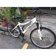 Raleigh Mountain bike 26 inch 21 speed basikal ( Second hand)