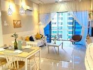 住宿 B1010/Melaka/Atlantis/Pool View/Jonker Walk 馬六甲市中心的1臥室獨棟住宅 - 810平方公尺/1間專用衛浴