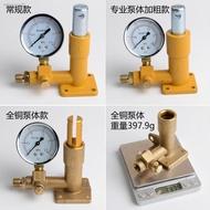 ►◊【手動試壓泵】手動試壓泵打壓機管道ppr水管打壓器手提式地暖氣壓力泵測壓全銅