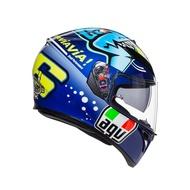 【AGV】AGV K3 SV 全罩 鯊魚 安全帽 進口帽  內墨片 抗UV 歐規 Rossi Misano