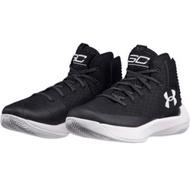 UNDER ARMOUR UA SC 3ZER0 CURRY 黑白 籃球鞋 1298308-001